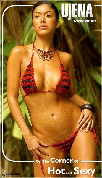 Exotic brazilian bikini